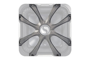 Kicker 08GL710 Square 10 Inch 250mm Cast Grille