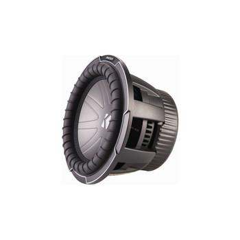 Kicker CompQ10 Q-Class 10-Inch (25cm) Subwoofer, Dual Voice Coil 2-Ohm