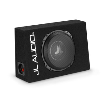 JL Audio CS110TG-TW3: Single 10TW3 Truck PowerWedge Sealed 2 Ω