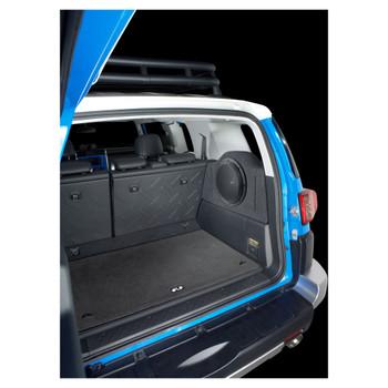 JL Audio SB-T-FJ/12W1v3:Stealthbox® for 2007-Up Toyota FJ Cruiser