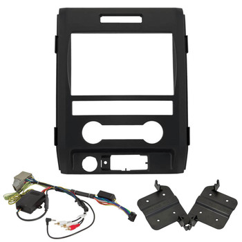 Alpine KTX-FPU8 8-Inch Dash Kit for 2009 - 2012 Ford F-150