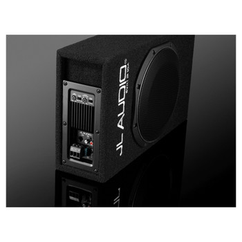JL Audio Amplified PowerWedge+ with single 10TW1 (sealed)