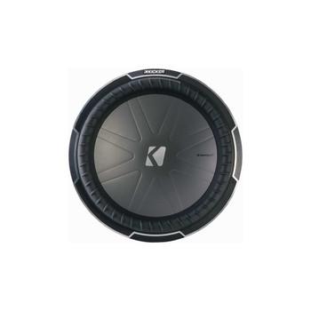 Kicker CompQ15 Q-Class 15-Inch (38cm) Subwoofer, Dual Voice Coil 4-Ohm