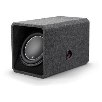 JL Audio HO112-W6v3:Single 12W6v3 H.O. Wedge Ported 2 Ω