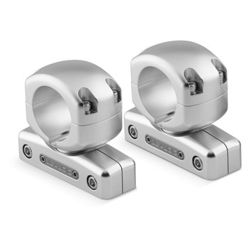JL Audio M-SWMCPv3-2.000 Pipe Mounting Fixture (Swivel) for M & MX ETXv3 models. Clamp has inner-diameter of 2.000""
