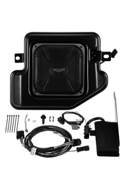 KICKER SubStage Powered Subwoofer Upgrade Kit for 2009 & newer Dodge Ram Crew Cab and Quad Cab