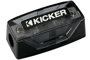Kicker FHD Fuse Holder Brass Hardware