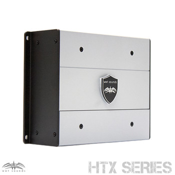 Wet Sounds HTX4: Class D 600 watt 4-channel amplifier