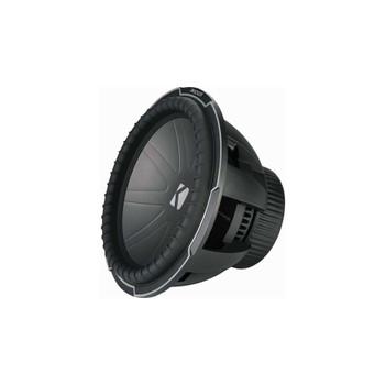 Kicker CompQ15 Q-Class 15-Inch (38cm) Subwoofer, Dual Voice Coil 2-Ohm