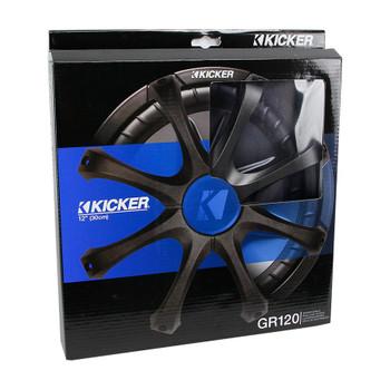 Kicker GR120 12 Inch Speaker Grille