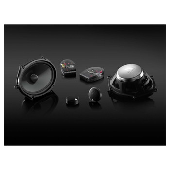 JL Audio C3-570: 5 x 7 / 6 x 8-inch (125 x 180 mm) Convertible Component/Coaxial Speaker System