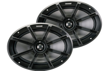 Kicker 6x9 Inch PS-Series Powersports Speakers 40PS694 (Pair)