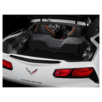 JL Audio SB-GM-C7CP2/10TW3: Stealthbox® for 2014-Up Chevrolet C7 Corvette Coupe (Dual Driver)