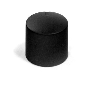 JL Audio Black plastic replacement knob for CL441dsp CL-RLC HD-RLC and RBC-1