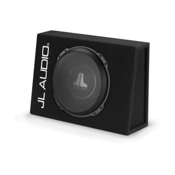 JL Audio CS112TG-TW3: Single 12TW3 Truck PowerWedge Sealed 2 Ω