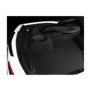 JL Audio SB-GM-C7CP1/10TW3:Stealthbox® for 2014-Up Chevrolet C7 Corvette Coupe (Single Driver)