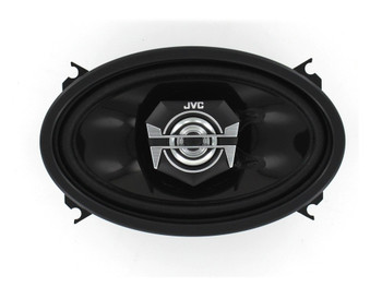 JVC CSV4627 4x6 Inch 2-Way DRVN Series Speakers (Pair)