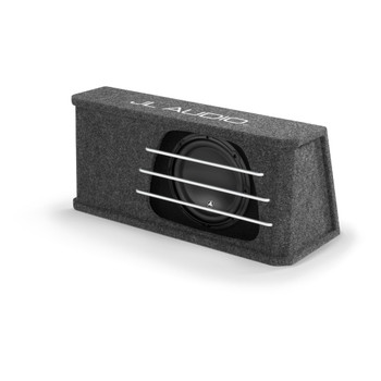 JL Audio HO110RG-W3v3: Single 10W3v3 H.O. Wedge Ported 2 Ω