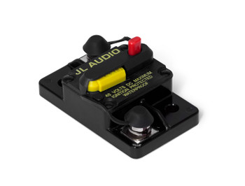 JL Audio XMD-MCB-80 Waterproof, Ignition Protected Circuit Breaker: 80 Amp