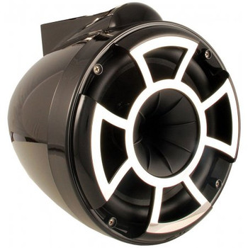 Wet Sounds REV 8 X Mount Tower Speakers - BLACK (Pair)