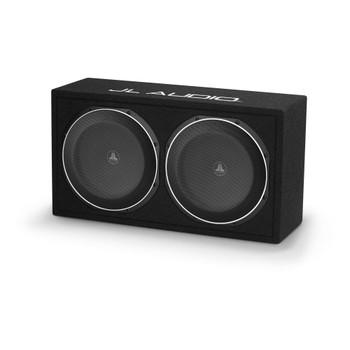 JL Audio CS212LG-TW1:Dual 12TW1 PowerWedge Sealed 2 Ω