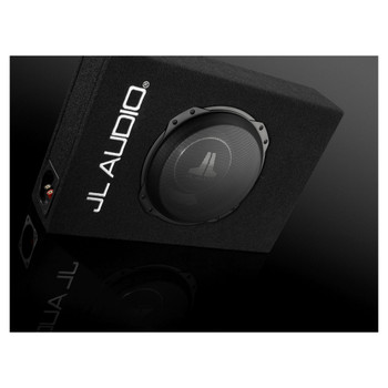 JL Audio CS110LG-TW3: Single 10TW3 PowerWedge Sealed 2 Ω