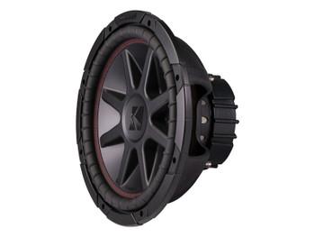 Kicker CompVR 12-Inch (30cm) Subwoofer, DVC, 4-Ohm, 400W