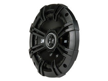 Kicker DSC650 6.5-Inch (160-165mm) Coaxial Speakers, 4-Ohm (Pair)