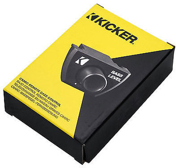 Kicker CXARC Remote Control for KICKER CX-Series Amplifiers