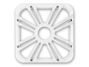 Kicker 12-inch (30cm) Square Subwoofer Grille for 11S12L7,LED, White