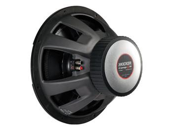 Kicker CompR15 15-Inch (38cm) Subwoofer, DVC, 2-Ohm, 800W