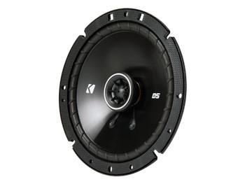 Kicker DSC670 6.75-Inch (165mm) Coaxial Speakers, 4-Ohm (Pair)