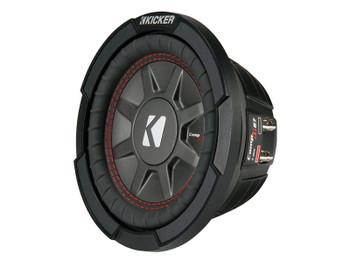 Kicker CompRT67 6.75-inch (165mm) Subwoofer, DVC, 2-Ohm, 150W