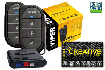 Viper 4105V Remote Start with Keyless entry - Price Includes Standard Installation