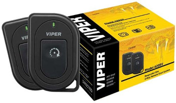 Viper 4205V 2-way 1 Button Remote Start System 1/2mile Range - Price Includes Standard Installation