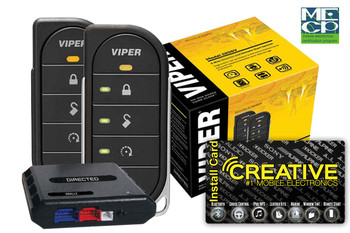 Viper 4806V 2way Led Remote Start 1mile Range - Price Includes Standard Installation