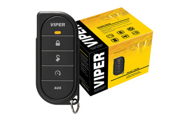 Viper 4606V  1way / 1 Remote Start System 1/2 Mile Range - Price Includes Standard Installation