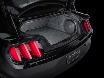 JL Audio SB-F-MUSCPE/12TW3: Stealthbox for 2015-Up Ford Mustang Coupe