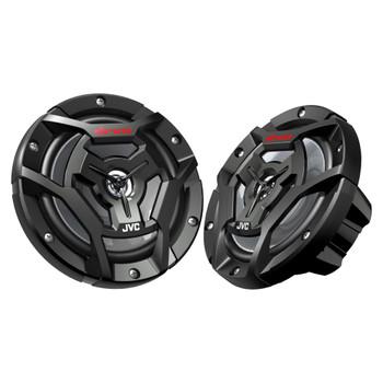 """JVC Marine Speakers 6.5"""" 2-way Black (Pair)"""