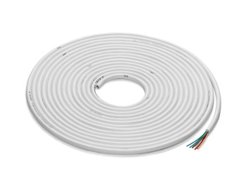 JL Audio XM-WHTMFC-25 25 ft. (7.62 m) 6-Conductor, White Multifunction Cable