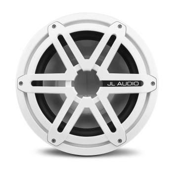 JL Audio Marine 12-inch subwoofer driver: Sport Grille, White