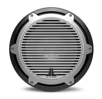 JL Audio Marine 12-inch subwoofer driver: Classic Grille, Titanium/Black
