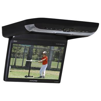 Alpine PKG-RSE3DVD DVD Rear Seat Entertainment Package