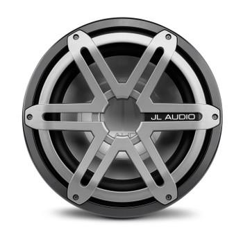 JL Audio Marine 12-inch subwoofer driver: Sport Grille, Titanium/Black