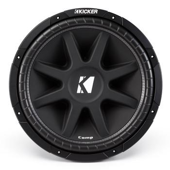 Kicker Comp 15-inch (38cm) Subwoofer, 4-Ohm, RoHS Compliant