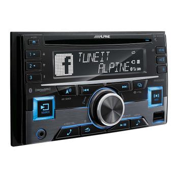 Alpine CDE-W265BT Advanced Bluetooth® CD Radio Receiver