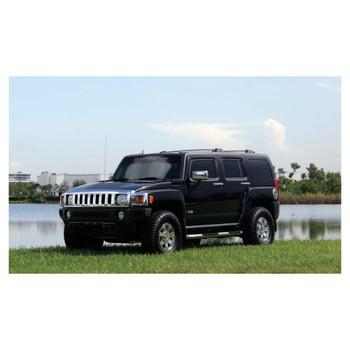 JL Audio SB-GM-HUMRH3/10W1v3:Stealthbox® for 2006-2010 Hummer H3
