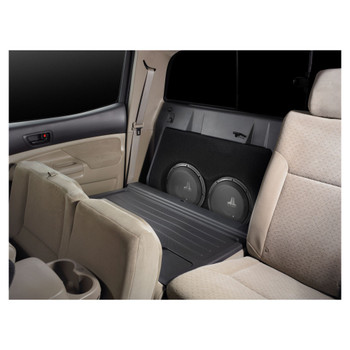 JL Audio SB-T-TACDC/10W1v3:Stealthbox® for 2005-2011 Tacoma Double Cab