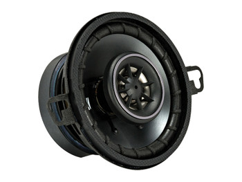 Kicker CSC 3.5-INCH (89mm) COAXIAL SPEAKERS, 4-OHM (Pair)