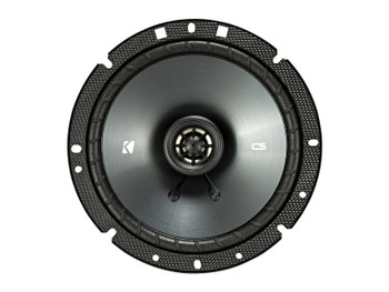 Kicker CSC 6.75-INCH (165mm) COAXIAL SPEAKERS, 4-OHM (Pair)